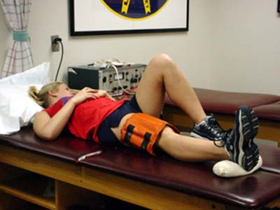 Low Load Long Duration Stretch Knee