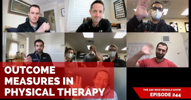 Outcome Measures in Physical Therapy