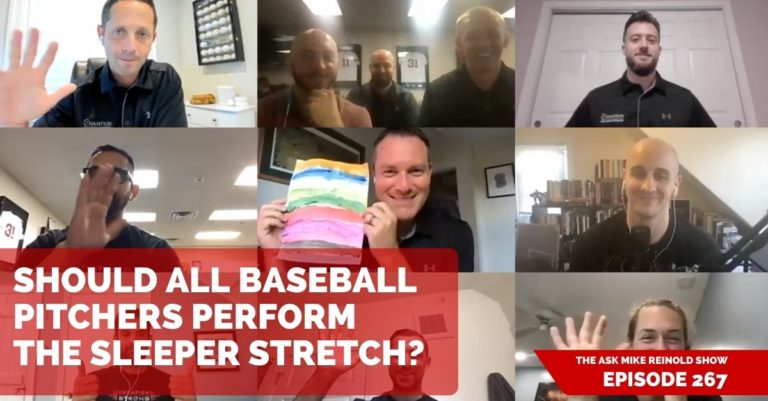 Should All Baseball Pitchers Perform the Sleeper Stretch?