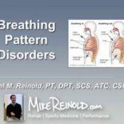 Breathing Pattern Disorders Webinar