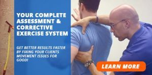 Corrective exercise system