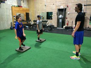 youth baseball velocity