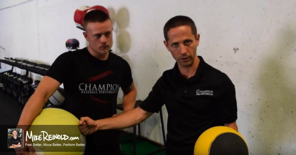 How to Choose Which Medicine Ball to Use