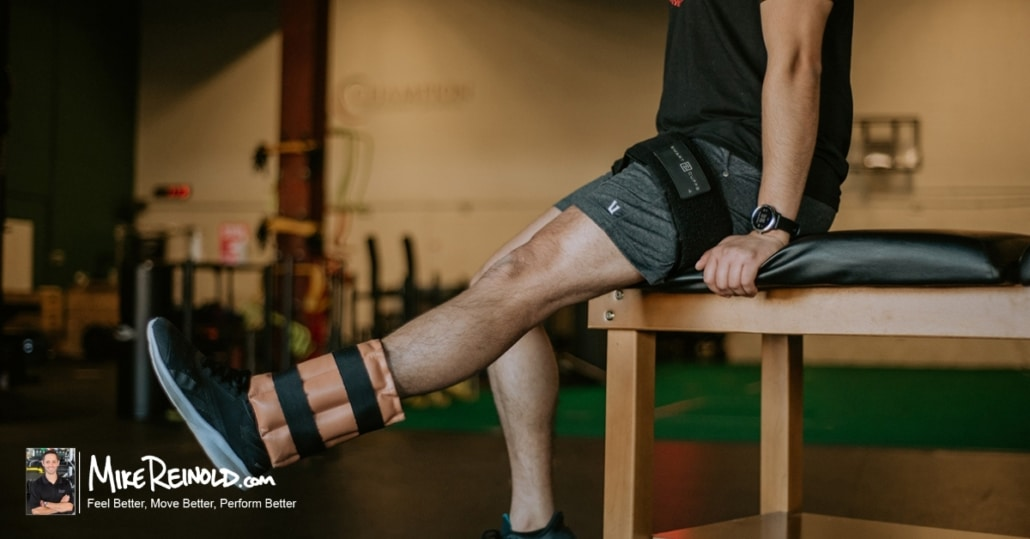 Mike reinold blood flow restriction training