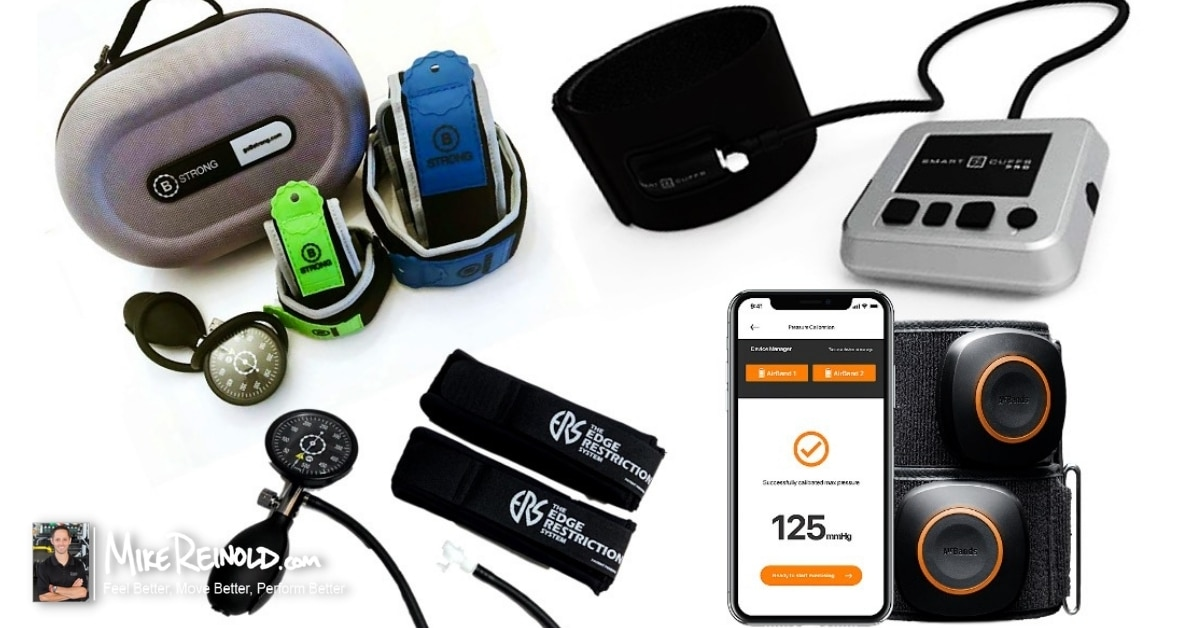 best blood flow restriction bands cuffs equipment