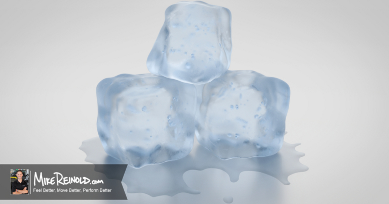 Is Icing an Injury Really Bad for You?  What the Science Says