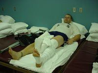 early rehabilitation following acl reconstruction surgery