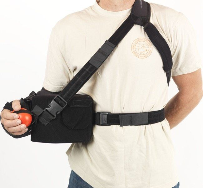 Which is the Best Position to Immobilize the Shoulder After a ...
