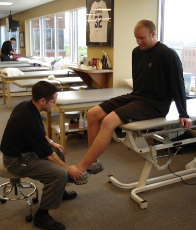 knee rehabilitation protocol
