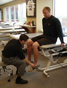 Knee Flexion Range of Motion ACL Rehabilitation