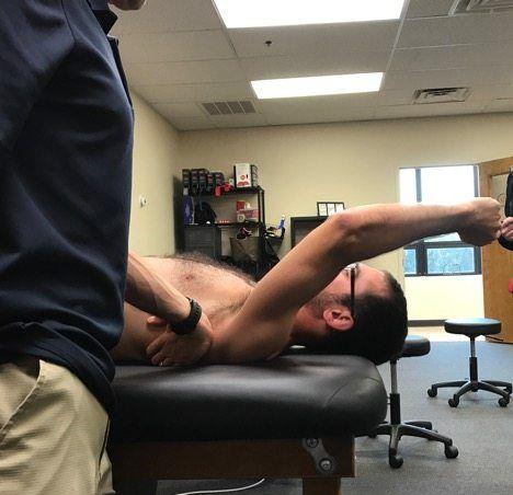 shoulder impingement mobility