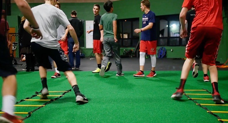 speed and agility drills